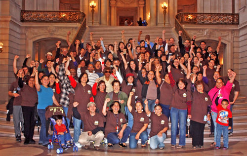 Immigrant family Day 2010